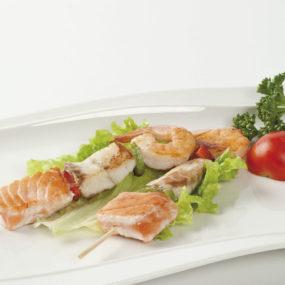 157 Spiedini di pesce