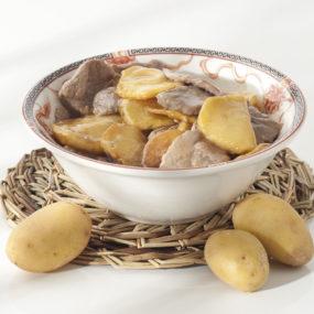 173 Manzo con patate