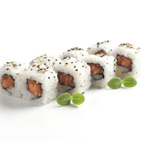 67 Spicy salmon roll