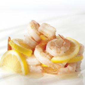 160 Gamberi al limone